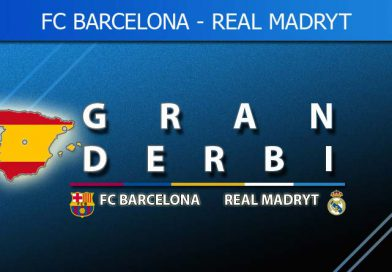 Gran Derbi (FC Barcelona vs Real Madryt)